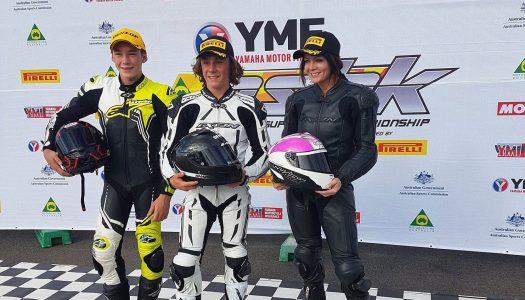 Battye secures ASBK Supersport 300 pole