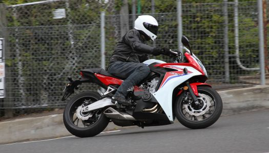Review: Honda CBR650F LAMS