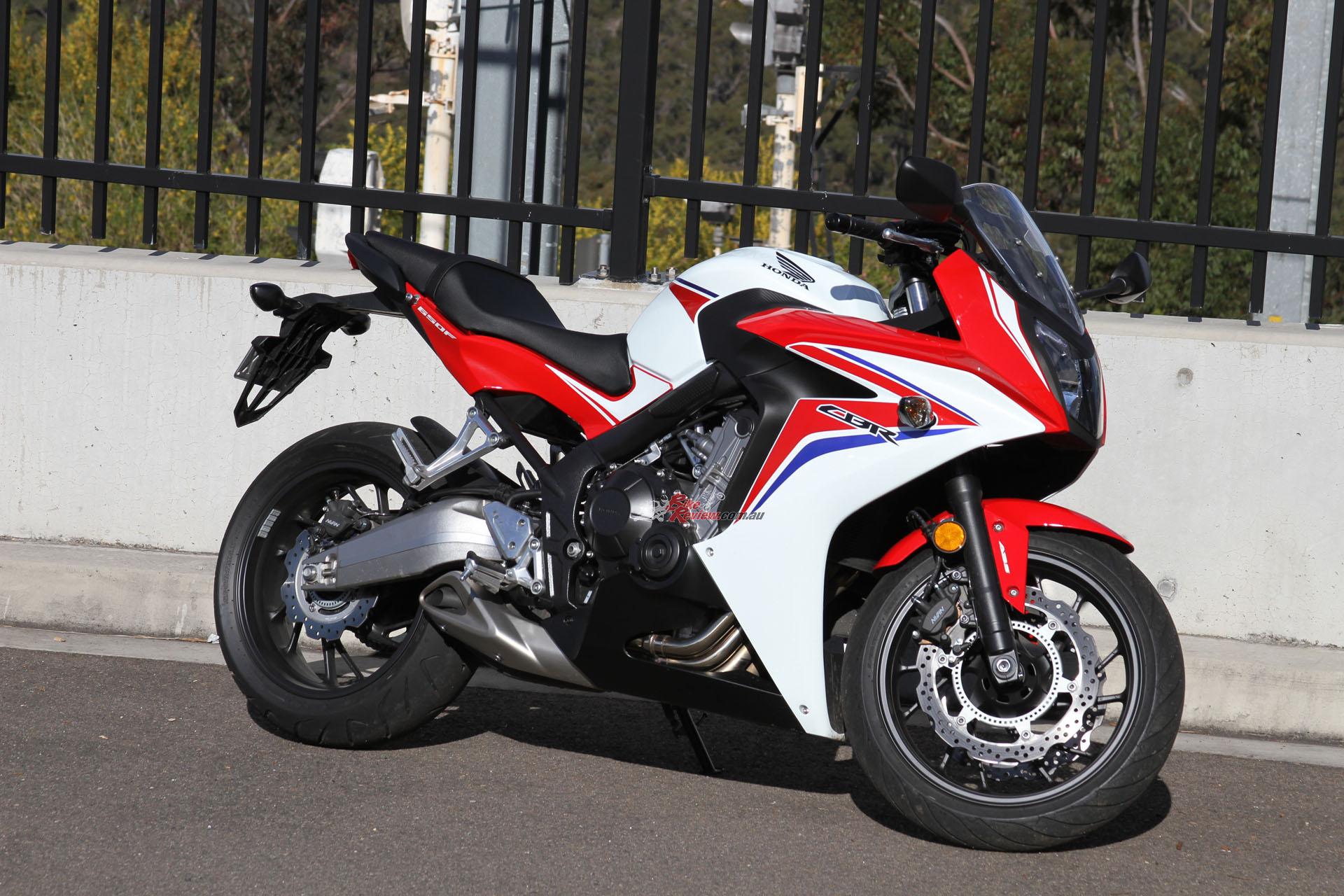 Review: Honda CBR650F LAMS - Bike Review