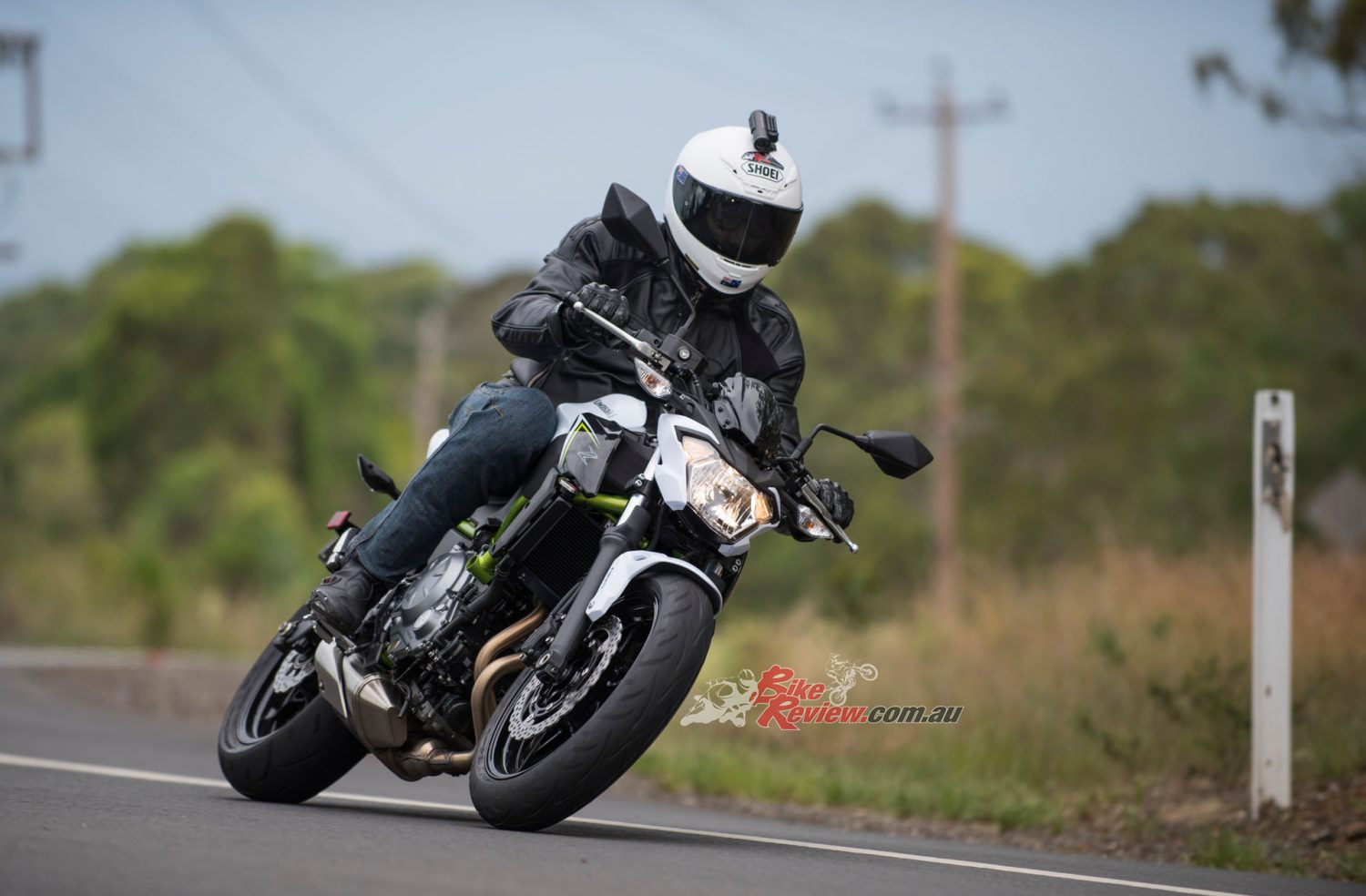 Review 2017 Kawasaki Z650l Bike Review