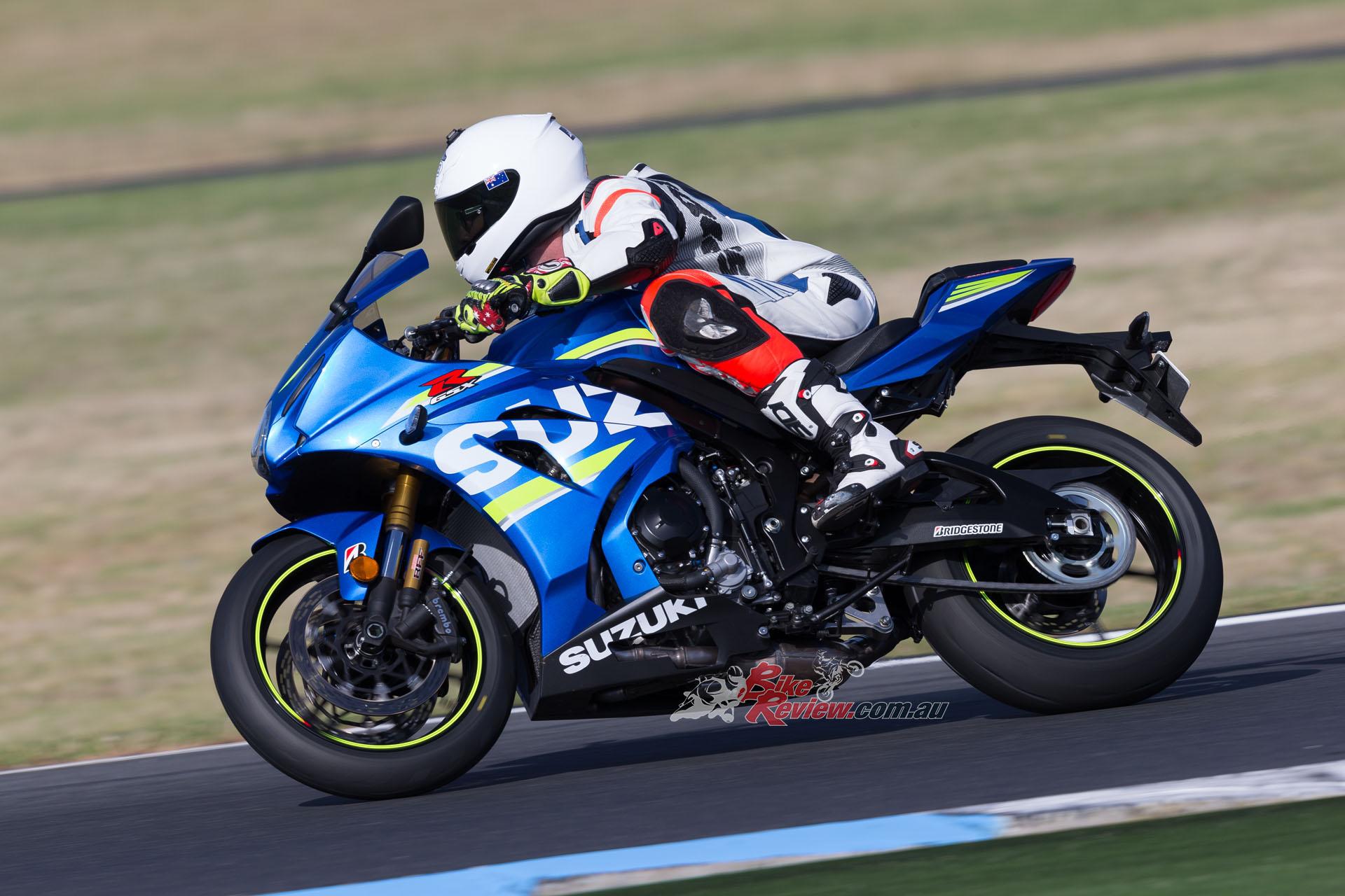 Video Review: 2017 Suzuki GSX-R1000R - Bike Review