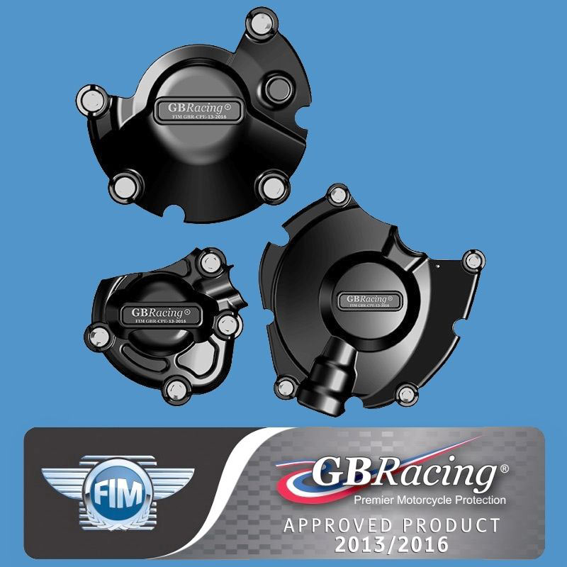 RatedR Parts - GB Racing 2015-2017 YZF-R1 and 2016-2017 MT-10 engine covers
