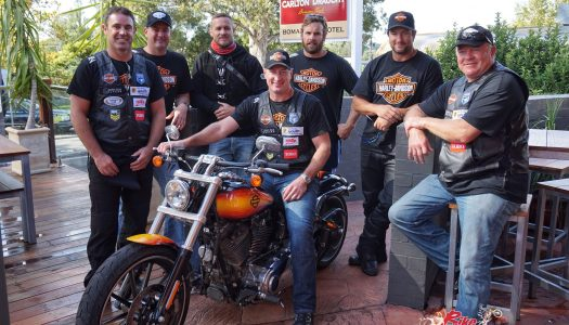 Harley-Davidson Support Hogs For The Homeless 5th Year Running