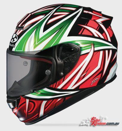 Kabuto RT-33 'Veloce' Helmet