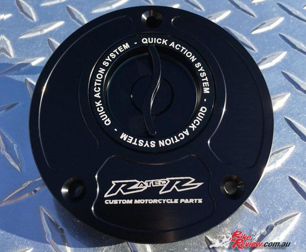 RatedR Parts Yamaha Quick Release Fuel Cap