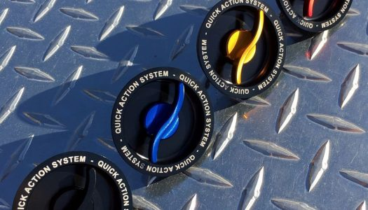 New Product: RatedR Quick release fuel caps for Yamahas