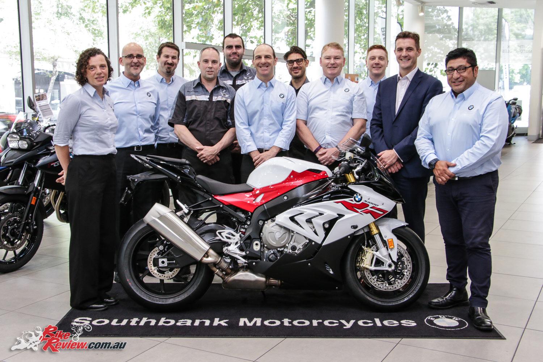 Southbank BMW Motorrad - 2016 BMW Motorrad Dealer of the Year