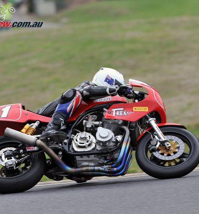 T-Rex Racing Harris Honda