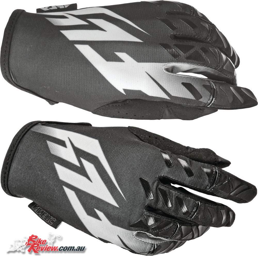 Fly Racing Kinetic gloves