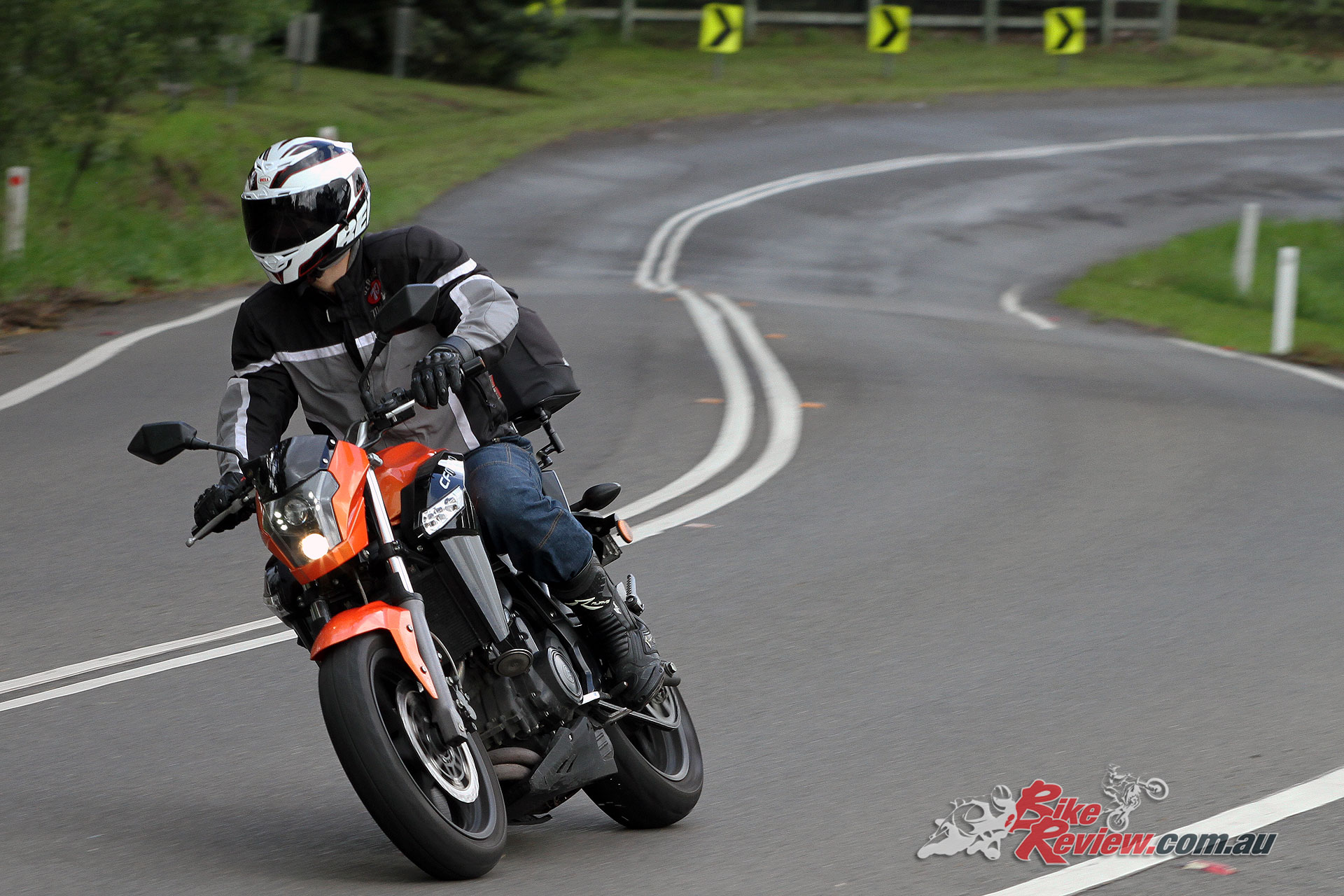 Dave had his previous model 650NK on the test and we swapped bikes regularly. They are very different bikes, with the previous model softer, taller and more suited to longer distances. They also handle very differently.