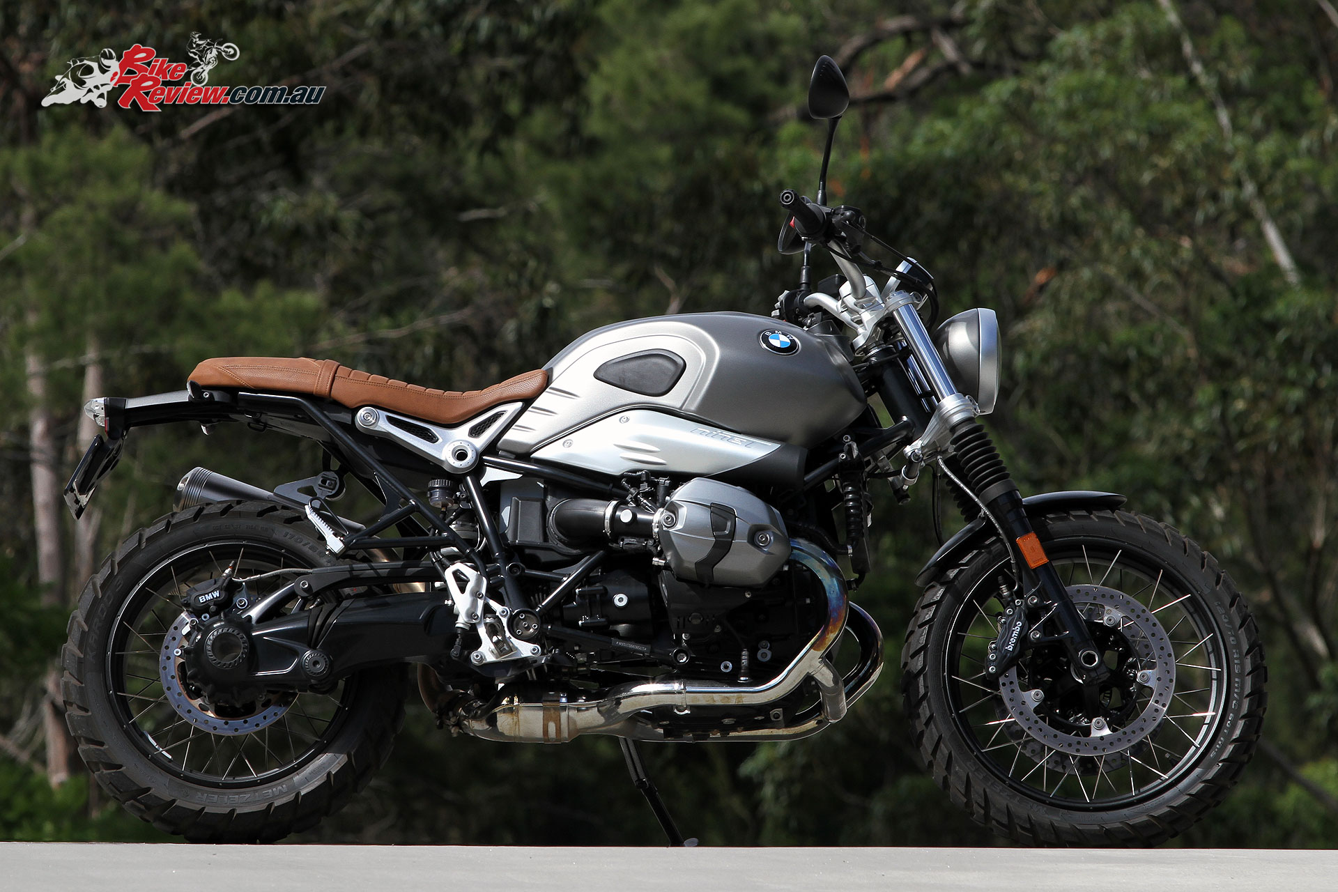 Bmw R Nin T >> Review: 2017 BMW R nineT Scrambler - Bike Review