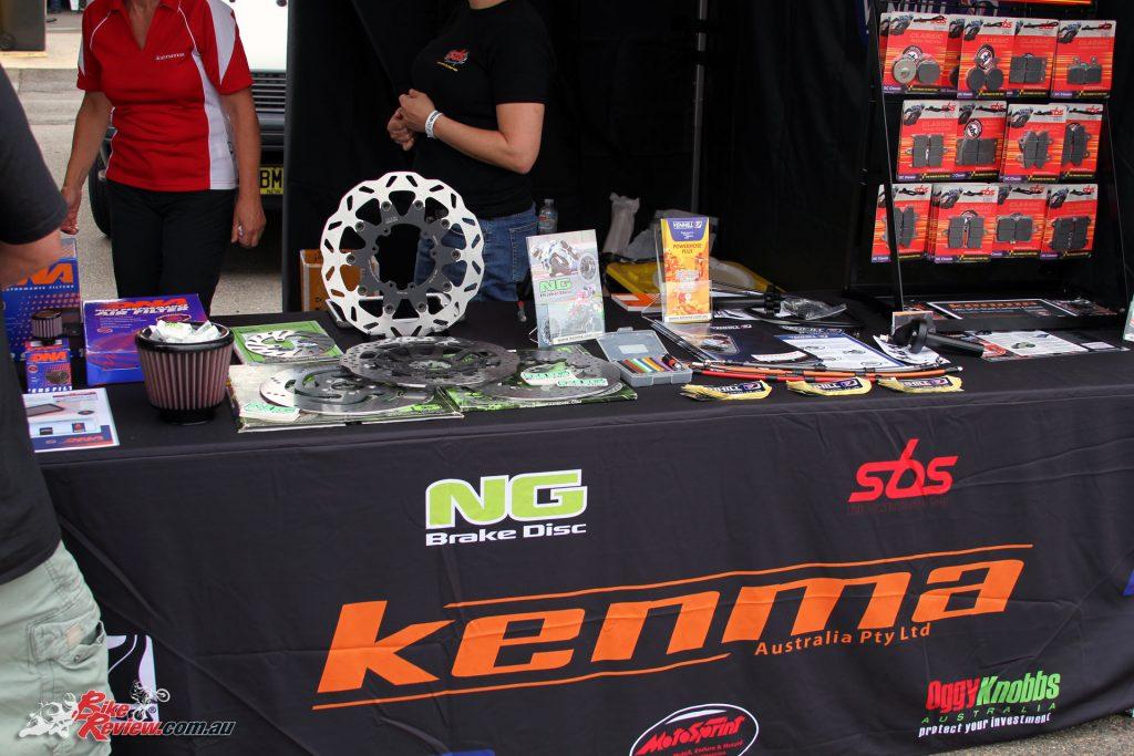 2017 International Festival of Speed - Kenma Australia stand