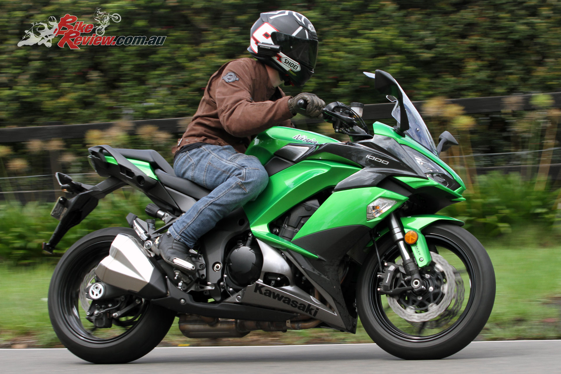 Review 2017 Kawasaki Ninja 1000 Bike Review