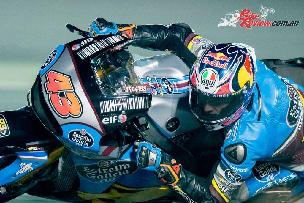 2017 MotoGP - Qatar Test - Jack Miller