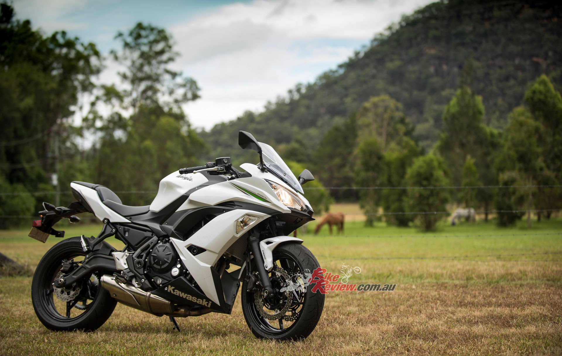 The chassis has also been an area of intense focus with the development of the Ninja 650L, with the combination of 790mm seat height, slim chassis and then between the knees tank making for an easy reach to the ground.