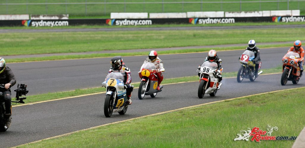 2017 International Festival of Speed preparation - Out on track at Eastern Creek