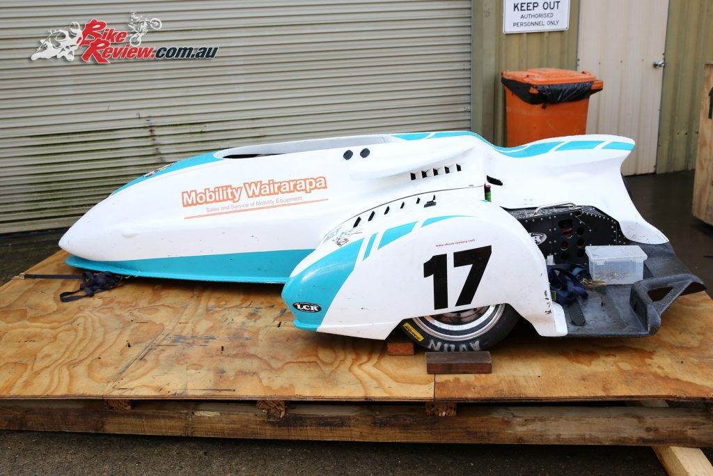 2017 International Festival of Speed preparation