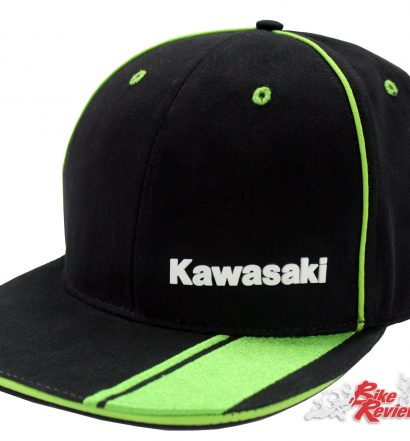 Kawasaki Flat Peak Cap