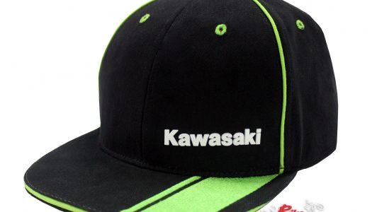 New Product: Kawasaki Flat Peak Cap