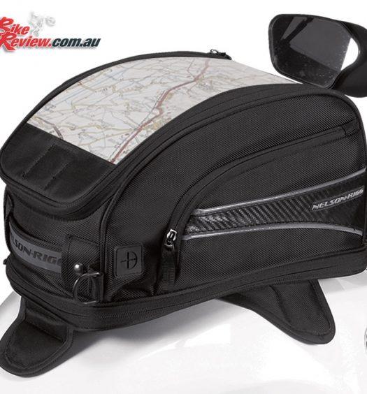 Nelson-Rigg CL-2015 Journey Tank Bag - Medium, Magnetic