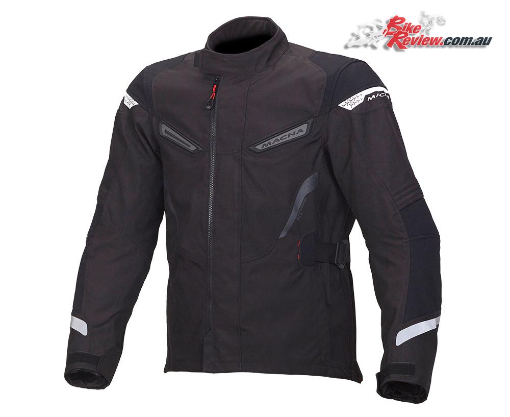 Macna Myth Jacket - Black