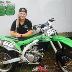 Kawasaki's Rutledge wins Women's 2018 Coffs Harbour Motocross