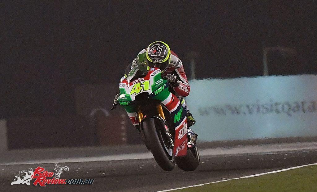 MotoGP 2017 - Qatar Aleix Espargaro