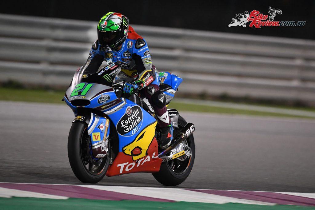 MotoGP 2017 - Qatar Moto2 Franco Morbidelli