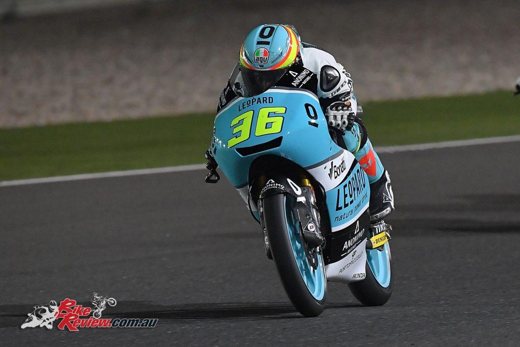 MotoGP 2017 - Qatar Moto3 Joan Mir