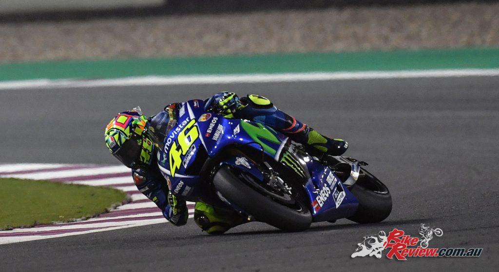 MotoGP 2017 - Qatar Valentino Rossi