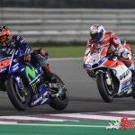 Viñales draws first blood in 2017 MotoGP