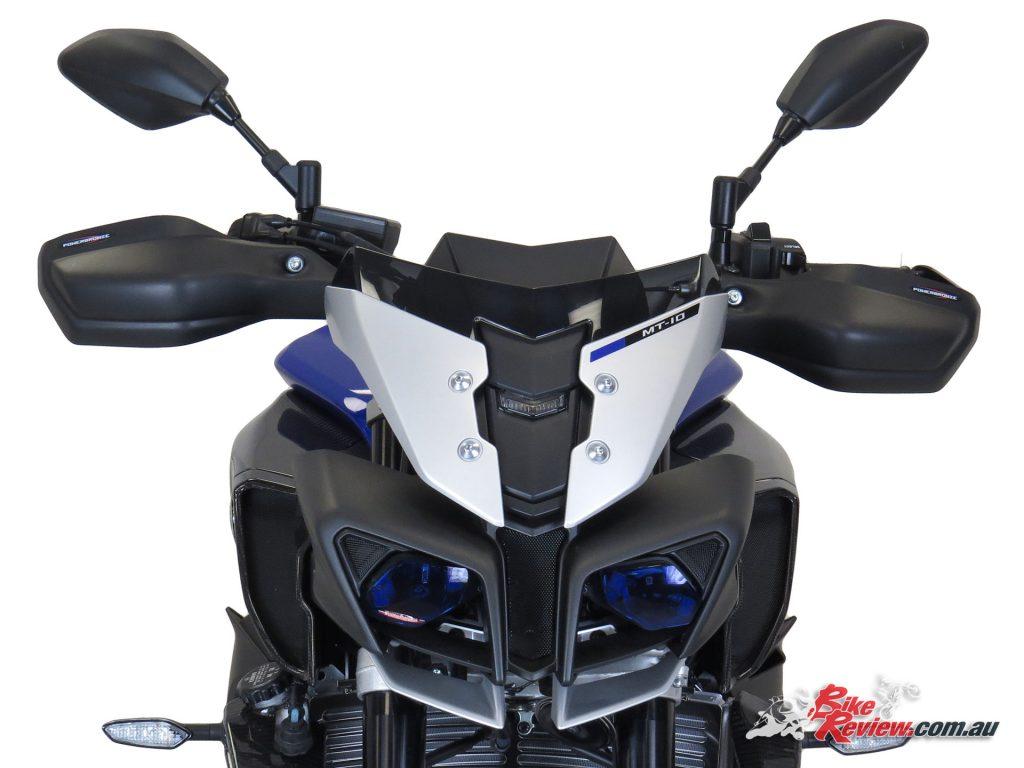 Powerbronze Hand Guards - Yamaha MT-10