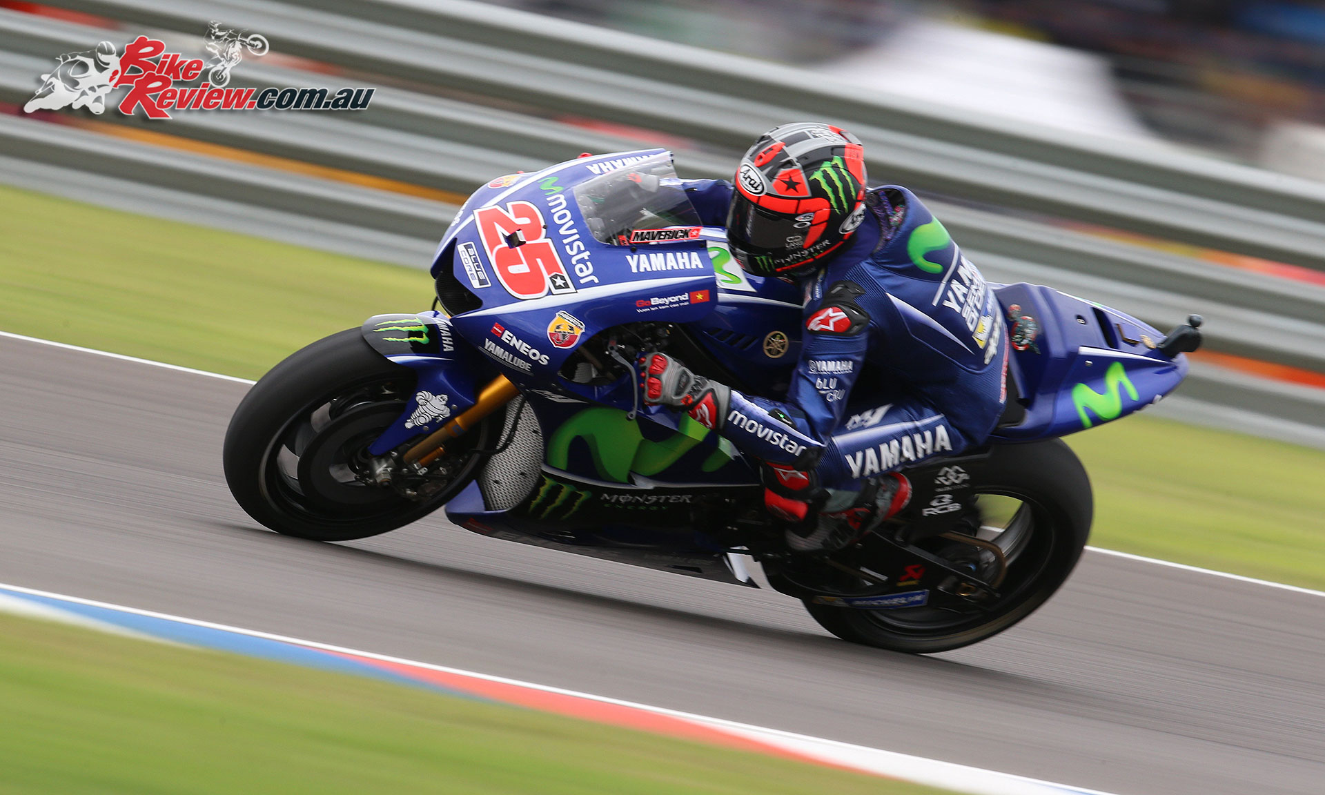 Maverick Vinales wins 2017 Argentina GP - Bike Review