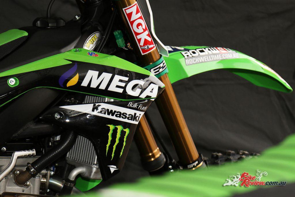 MEGA Bulk Fuels Monster Energy Kawasaki Racing Team