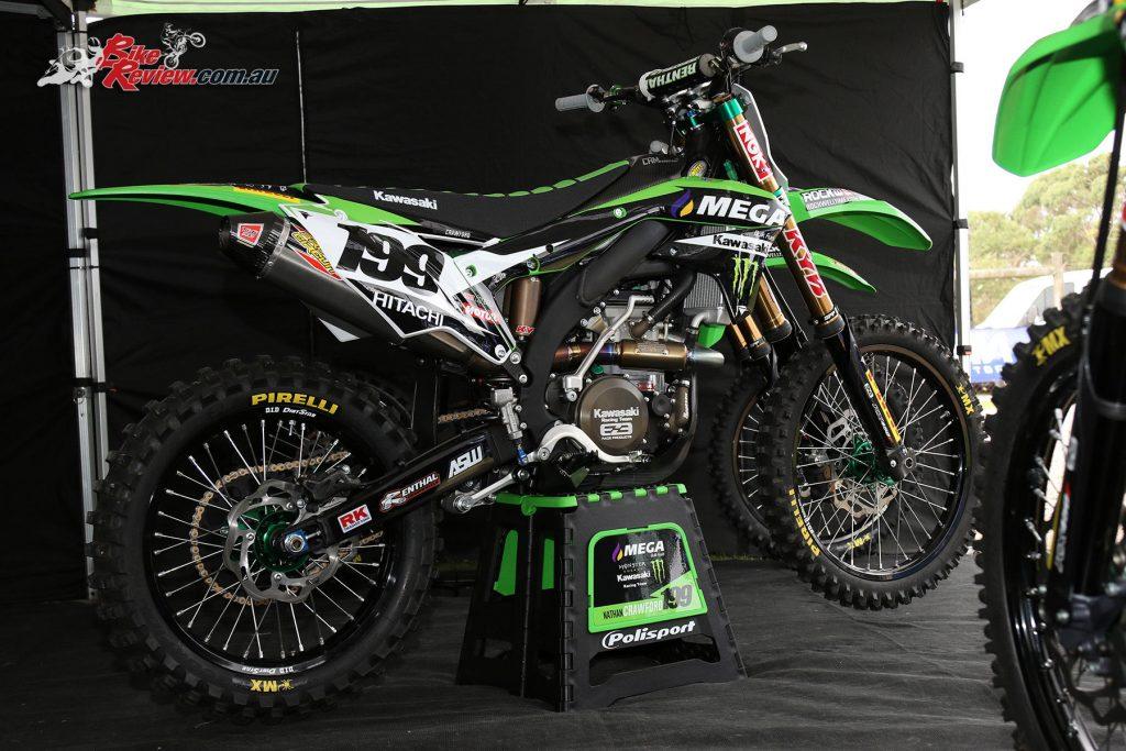 Nathan Crawford - Kawasaki Racing Team