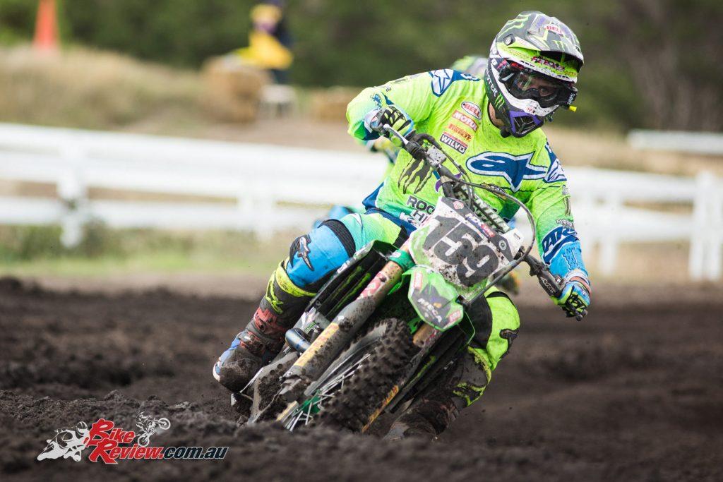 Aleksandr Tonkov - Kawasaki Racing Team
