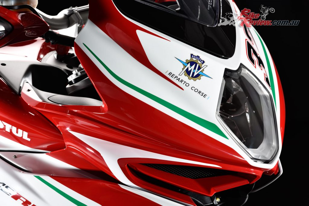 2017 MV Agusta Turismo Veloce RC