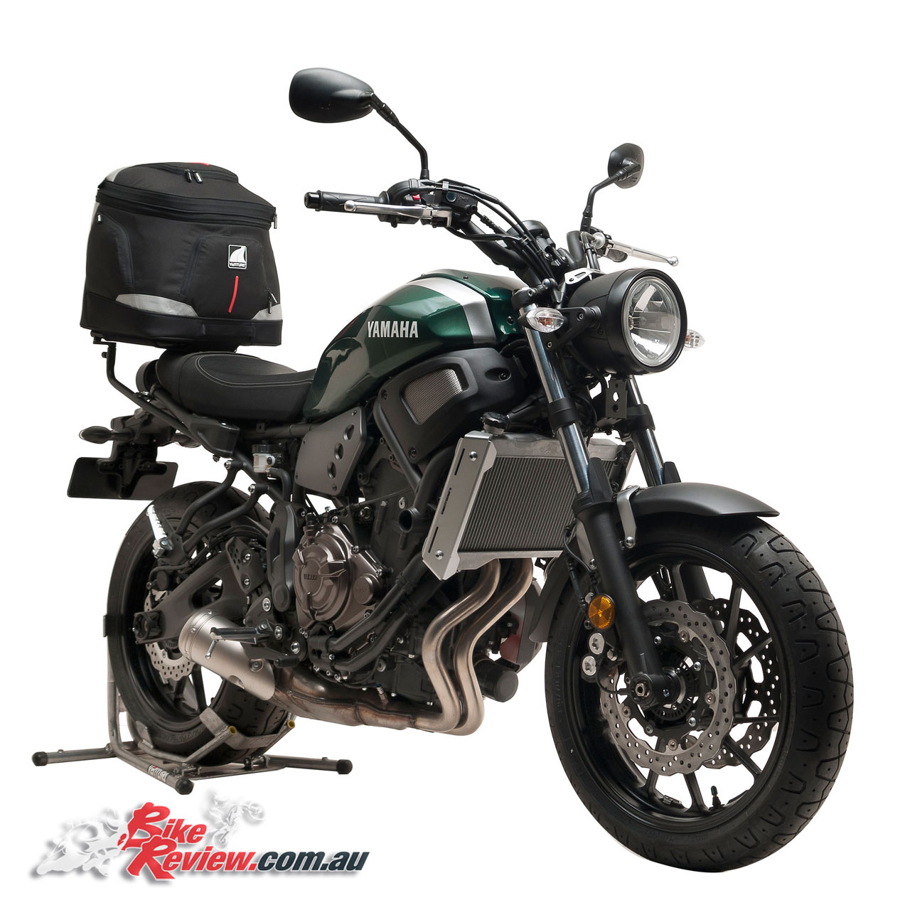 new product ventura luggage systems for yamaha xsr700. Black Bedroom Furniture Sets. Home Design Ideas
