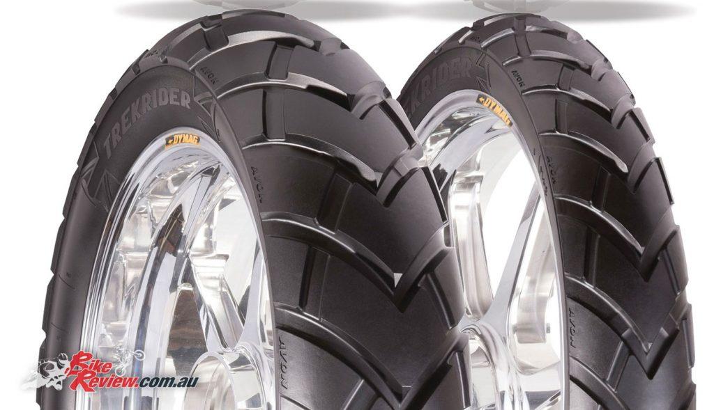 Avon TrekRider tyre