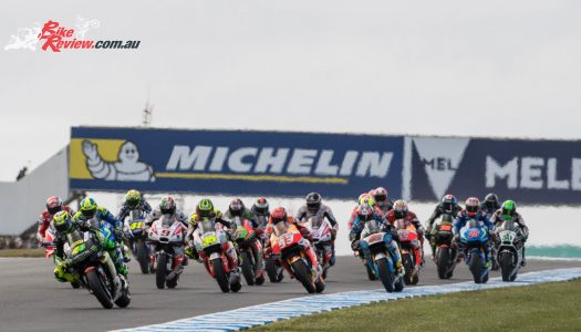 Michelin announced as title sponsor for Phillip Island