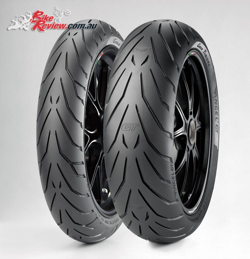 Pirelli Angel GT tyres