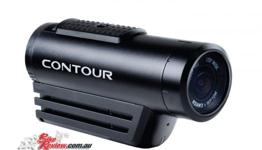 New Product: Contour Roam3 action camera