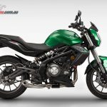 2017 Benelli BN302 announced with ABS standard
