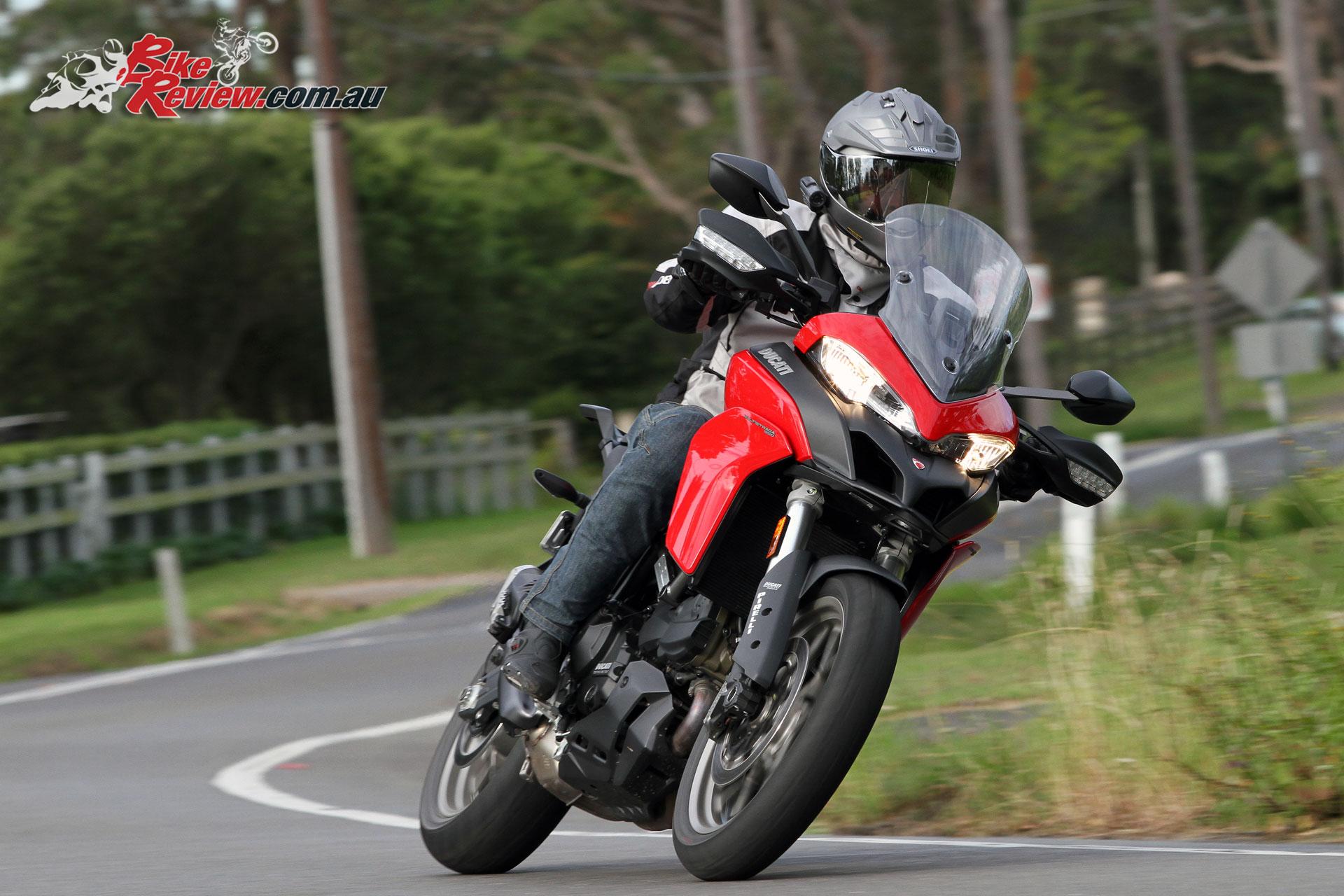 Review 2017 Ducati Multistrada 950 Bike Review