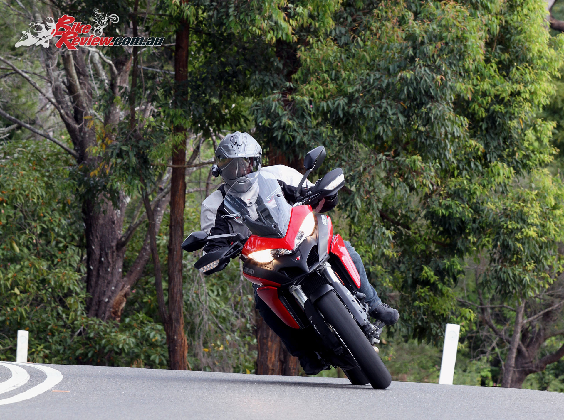 Harley manages to fit all the complex electronics and emissions gear - Wheels Are Complex Cross Spoked Cast Alloy Items On The Multistrada 950 The Swingarm Is A Dual Sided Item