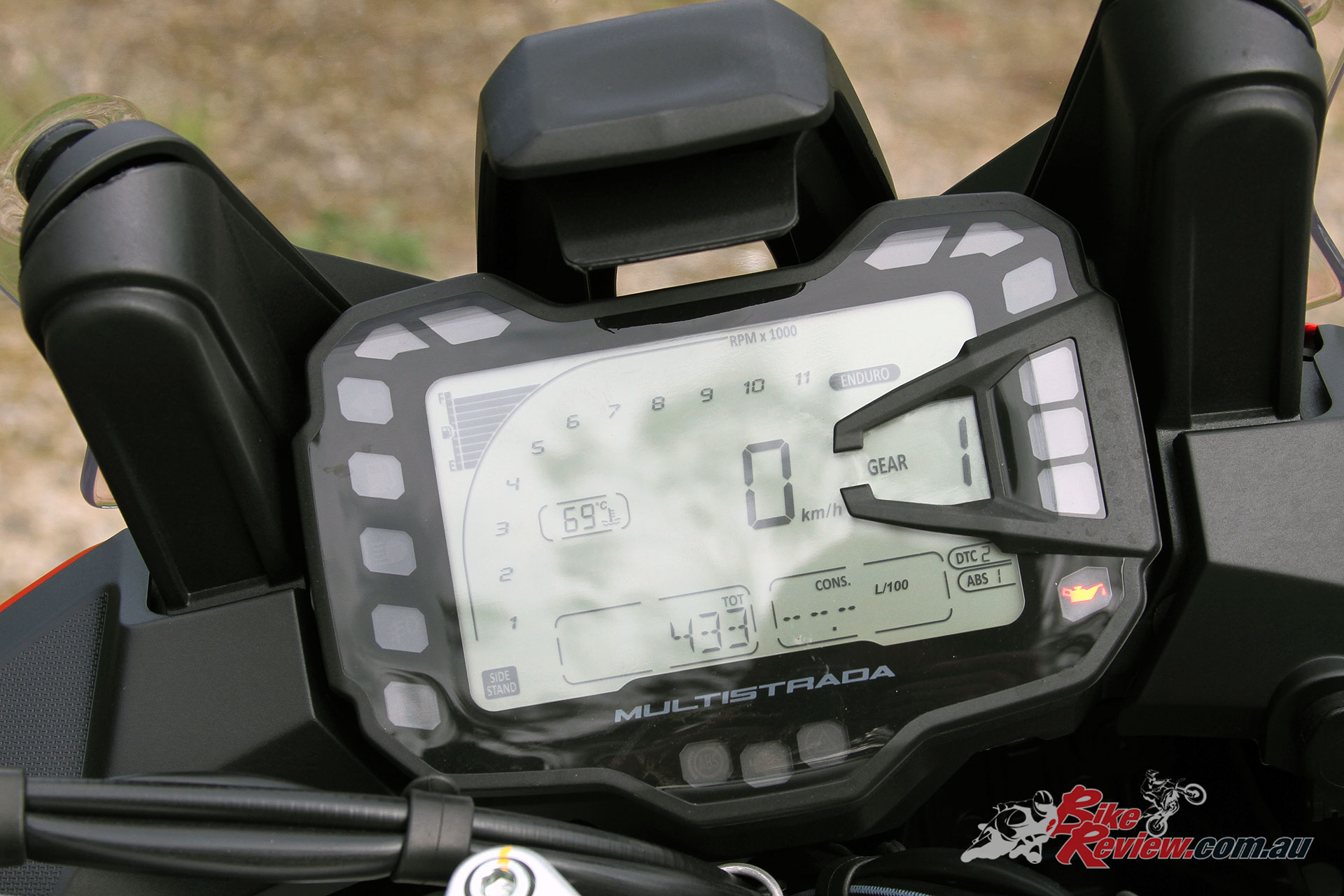 Bike Touring Electronics