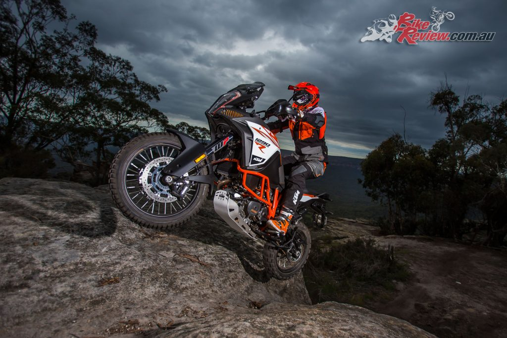 This gives you an idea of the possibilities with the 1290 Super Adventure R... in the right hands...