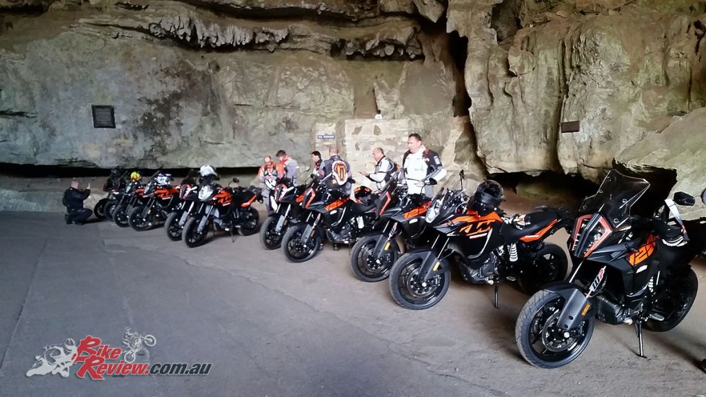 The Adventure 1090 R and Super Adventure 1290 S models
