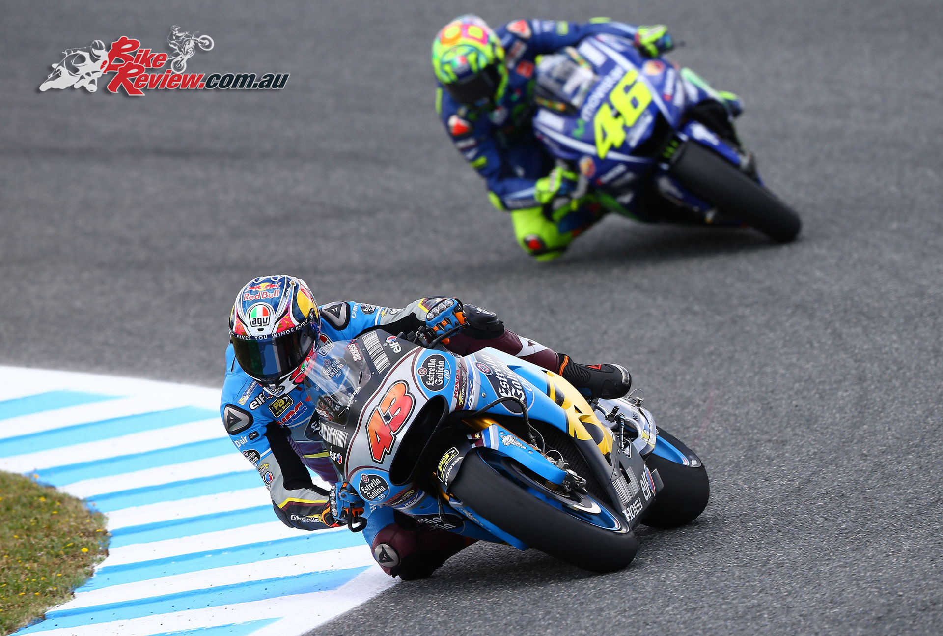 Jack Miller taken out by Bautista at Jerez - Bike Review