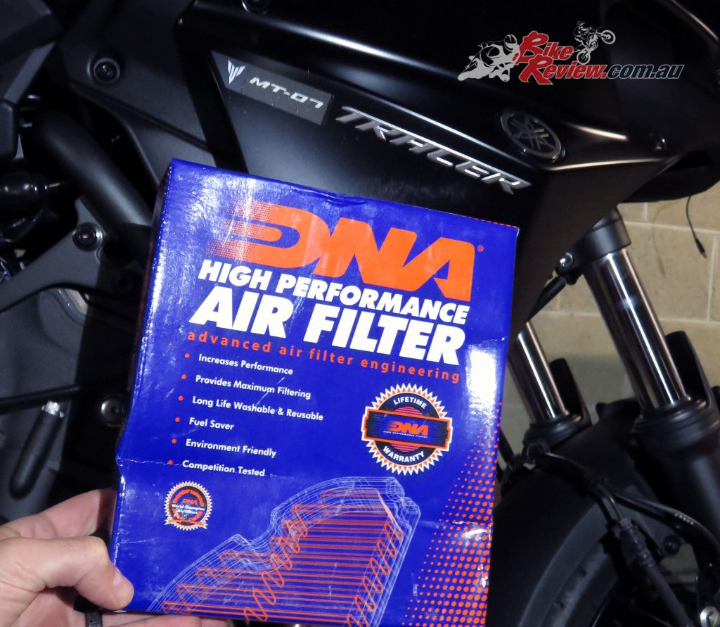 DNA airfilter